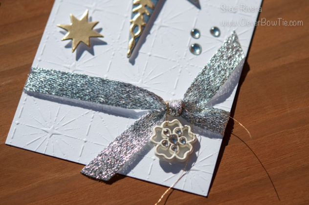 Sparkle and Shine. Starlight Thinlits. Staci Rivera SU StampinUp