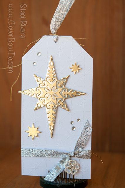 Sparkle and Shine. Starlight Thinlits. Staci Rivera SU Stampin Up